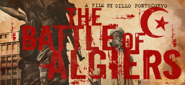 battle of algiers movie essay