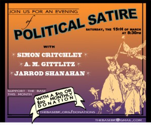 An Evening of Political Satire