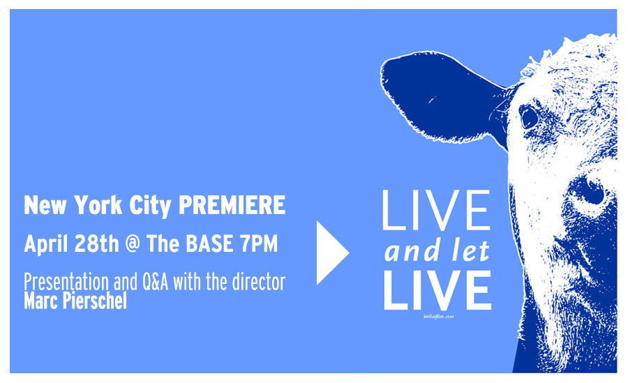 NYC Premiere and Tour of Live and Let Live
