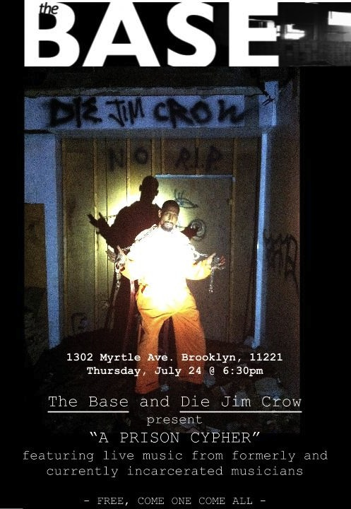 Die Jim Crow Presents: Prison Cypher