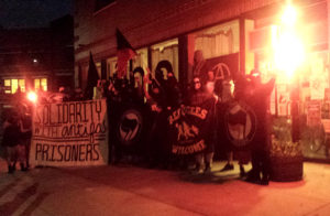 NYC Anarchist Black Cross: Letter Writing Dinner for International Antifa Prisoners