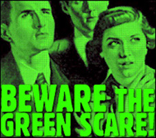 NYC Anarchist Black Cross: Come to a Green Scare(y) Halloween Card-Writing