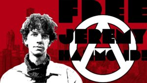 NYC Anarchist Black Cross:  Letter Writing for Jeremy Hammond