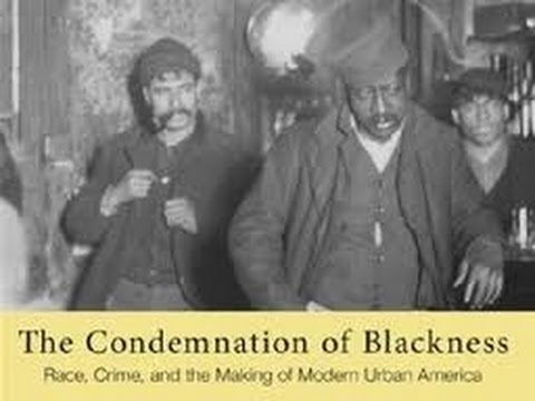 The condemnation of blackness : race, crime, and the making of modern urban America