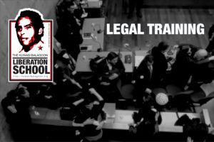 Revolutionary Abolitionist Movement: Legal Training