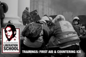 Revolutionary Abolitionist Movement: First Aid & Countering ICE