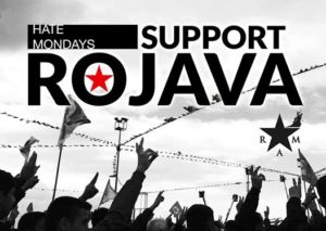Rojava Fundraiser Party @ Rebecca's Bar | New York | United States