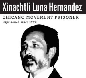 NYC Anarchist Black Cross: Letter Writing Dinner for Xinachitli