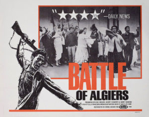 Movie: The Battle of Algiers