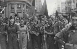 Spanish Civil War and Revolution: Circled A History Series
