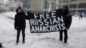 Russian Anarchist Solidarity Film and Card Signing: RAM NYC STTW
