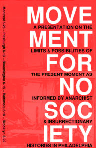 Movement for No Society